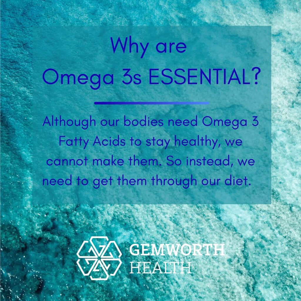 NEUROASPIS plp10 why are Omega 3 essential